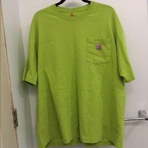 Carhartt pocket t shirt
